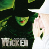 Cd Original Broadway Cast Recording Wicked: A New Musical [o